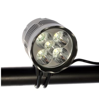 Booster x5 - Kraftig LED cykellygte. Perfekt til MTB