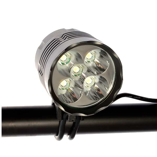 Image of   Booster X5 - Fastmount XL-Batteri, 5000 lm LED cykellygte