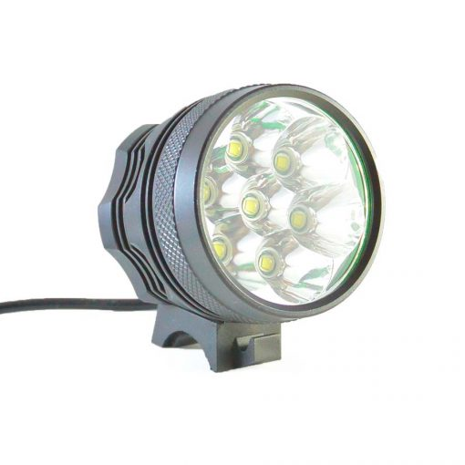 Booster x7 - LED mtb lygte