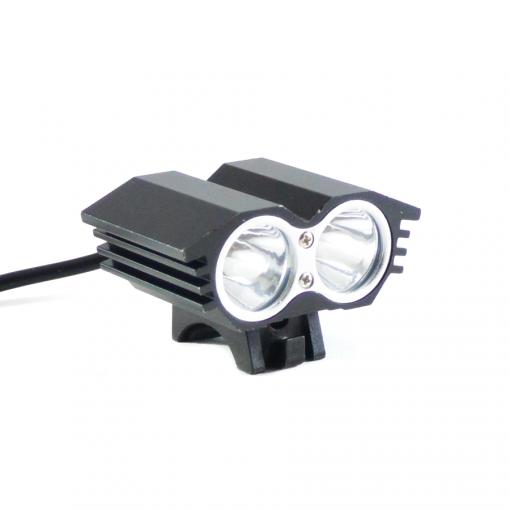 Solarstorm ss2 - Kraftig LED cykellygte