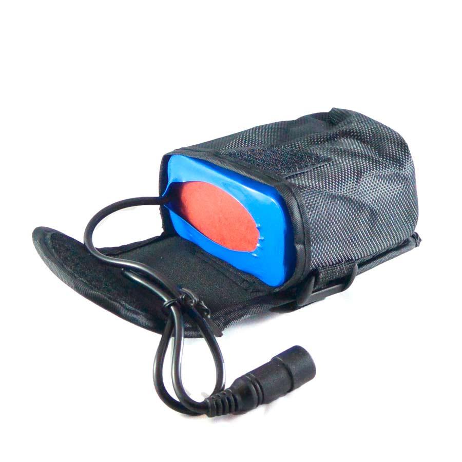 Køb XXL 17600 mAh 8-cellers batteripakke til 319,00 kr.