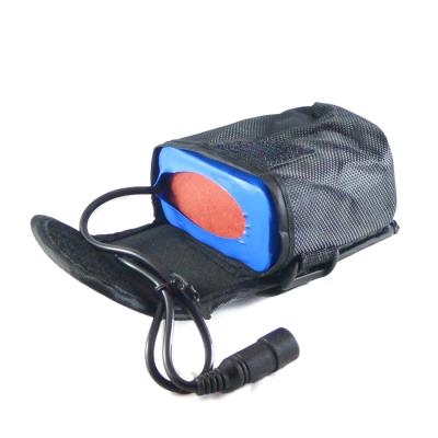 8 cellers batteri til Cykellygter