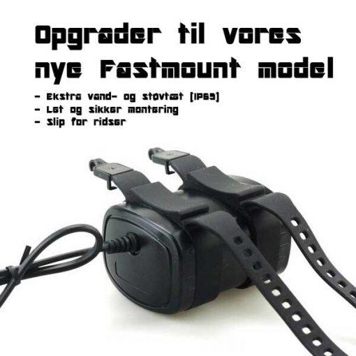 Fastmount billig cykellygte batteri